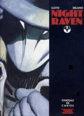 Couverture de l'album NIGHT RAVEN Chateau de cartes