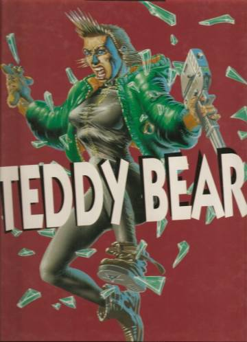 Couverture de l'album TEDDY BEAR Tome #1 Teddy Bear