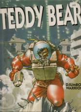 Couverture de l'album TEDDY BEAR Tome #2 Djumbo Warrior