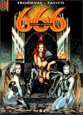 Couverture de l'album 666 Tome #2 Allegro Demonio