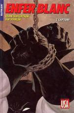 Couverture de l'album BATMAN (COLLECTION SUPER-HEROS) Tome #14 Enfer blanc (2) : capture