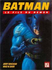 Couverture de l'album BATMAN Le fils du démon