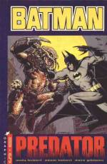 Couverture de l'album BATMAN / PREDATOR Batman / Prédator