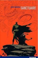 "Couverture de l'album BATMAN - SANCTUAIRE Suivi de ""Gotham by Gaslight"""
