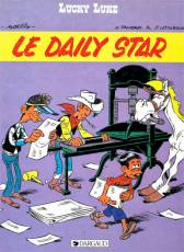 Couverture de l'album LUCKY LUKE Tome #23 Le Daily Star