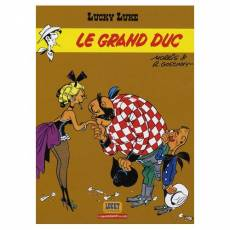 Couverture de l'album LUCKY LUKE Tome #9 Le Grand Duc