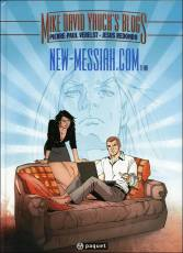 Couverture de l'album NEW-MESSIAH.COM Tome #1 One