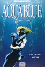 Couverture de l'album AQUABLUE Tome #3 Le Mégophias