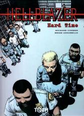 Couverture de l'album HELLBLAZER Tome #1 Hard Time