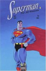 Couverture de l'album SUPERMAN Tome #1/2 For all seasons