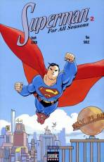 Couverture de l'album SUPERMAN Tome #2/2 For all seasons