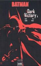 Couverture de l'album BATMAN - DARK VICTORY Tome #1 Tome 1