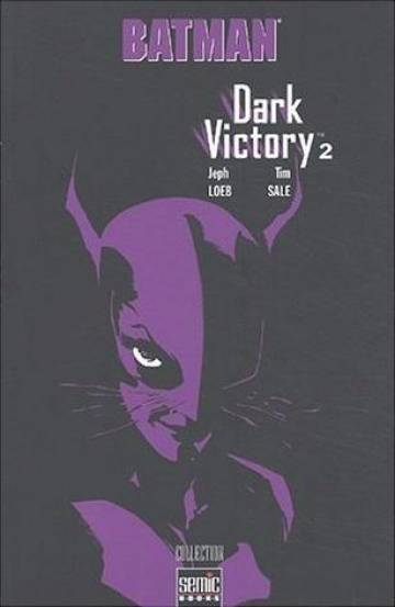 Couverture de l'album BATMAN - DARK VICTORY Tome #2 Volume 2