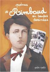 couverture bande-dessinée POEMES EN BANDES DESSINEES RIMBAUD
