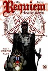 Couverture de l'album REQUIEM CHEVALIER VAMPIRE Tome #6 Hellfire club