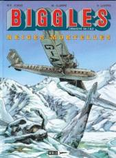 Couverture de l'album BIGGLES Tome #11 Neiges mortelles