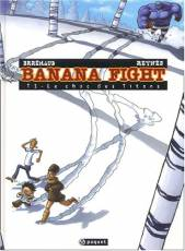 Couverture de l'album BANANA FIGHT Tome #1 Le Choc des Titans