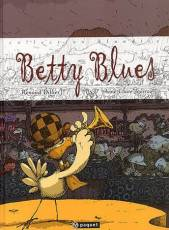 Couverture de l'album BETTY BLUES Betty Blues