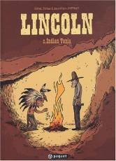 Couverture de l'album LINCOLN Tome #2 Indian Tonic