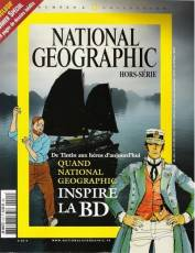 Couverture de l'album NATIONAL GEOGRAPHIC Tome #5H National Géographic Hors Série