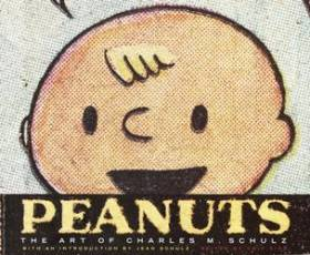 Couverture de l'album PEANUTS, THE ART OF CHARLES M. SCHULZ Peanuts, the art of Charles M. Schulz