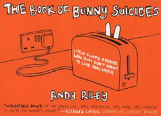 Couverture de l'album THE BOOK OF BUNNY SUICIDES Tome #1 The book of bunny suicides
