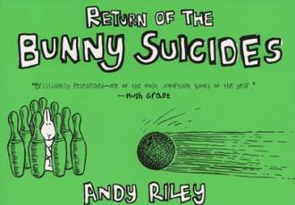 Couverture de l'album BOOK OF BUNNY SUICIDES (THE) Tome #2 The return of