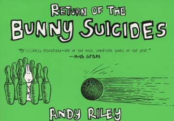 Couverture de l'album THE BOOK OF BUNNY SUICIDES Tome #2 The return of