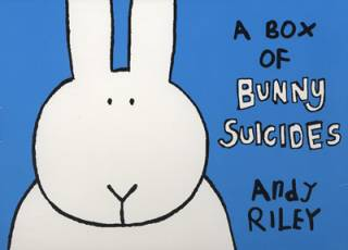 Couverture de l'album THE BOOK OF BUNNY SUICIDES A box of Bunny suicides