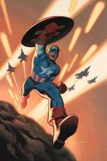 Couverture de l'album CAPTAIN AMERICA What Price Glory ?