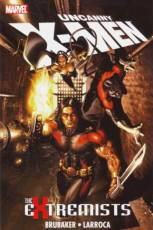 Couverture de l'album UNCANNY X-MEN: THE EXTREMISTS The extremists
