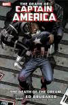 bande-dessinée, CAPTAIN AMERICA #6, The death of Captain America Vol.1: The death of the dream