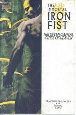 Couverture de l'album IMMORTAL IRON FIST (THE) Tome #2 The seven capital cities of heaven