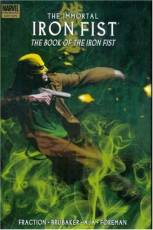 Couverture de l'album IMMORTAL IRON FIST (THE) Tome #3 The book of the Iron Fist