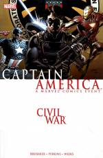 Couverture de l'album CAPTAIN AMERICA Tome #5 Civil War