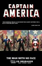 Couverture de l'album CAPTAIN AMERICA Tome #9 The man with no face