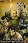 bande-dessinée, IMMORTAL IRON FIST (THE) #5, Escape from the eight city