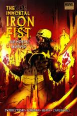 Couverture de l'album IMMORTAL IRON FIST (THE) Tome #4 The mortal Iron Fist