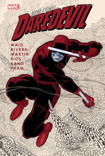 Couverture de l'album DAREDEVIL BY MARK WAID Tome #1 Volume 1