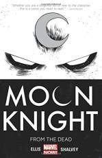 Couverture de l'album MOON KNIGHT Tome #1 From the dead