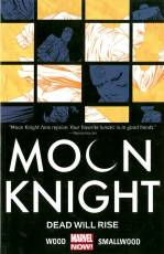 Couverture de l'album MOON KNIGHT Tome #2 Dead will rise