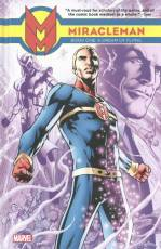 Couverture de l'album MIRACLEMAN Tome #1 vo Book 1: A dream of flying