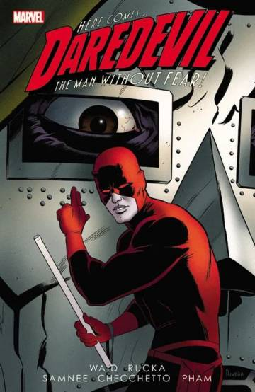 Couverture de l'album DAREDEVIL BY MARK WAID Tome #3 Volume 3