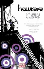 Couverture de l'album HAWKEYE (VO) Tome #1 My life as a weapon
