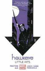 Couverture de l'album HAWKEYE (VO) Tome #2 Little Hits