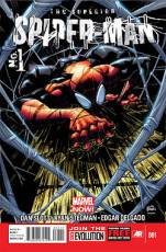 Couverture de l'album THE SUPERIOR SPIDER-MAN Tome #1 My own worst enemy
