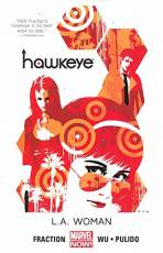 Couverture de l'album HAWKEYE (VO) Tome #3 L.A. Woman