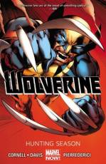 Couverture de l'album WOLVERINE (V5) (VO) Tome #1 The Hunting Season