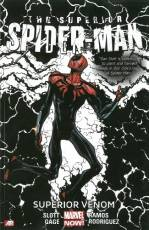 Couverture de l'album THE SUPERIOR SPIDER-MAN Tome #5 Superior Venom