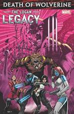 Couverture de l'album DEATH OF WOLVERINE  Tome #1 The Logan Legacy
